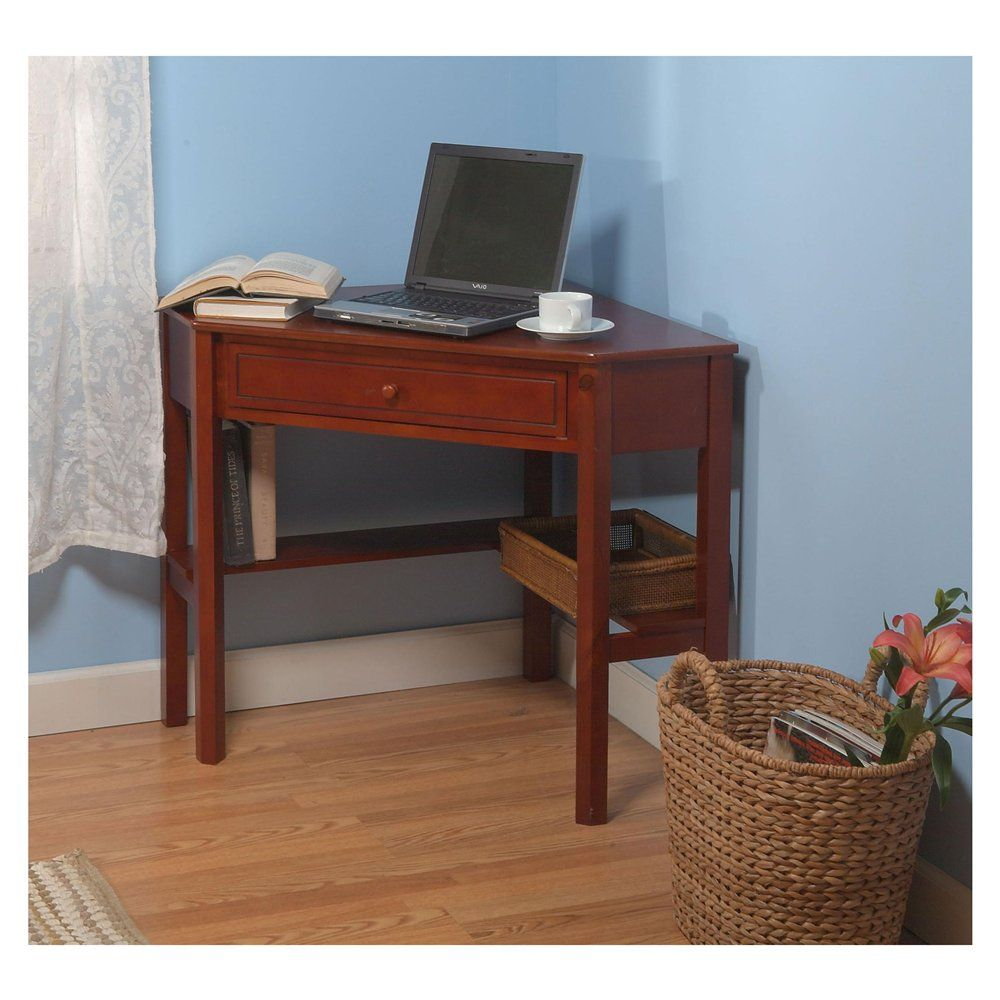 vintage corner desk for computer neat small corner desk. Black Bedroom Furniture Sets. Home Design Ideas