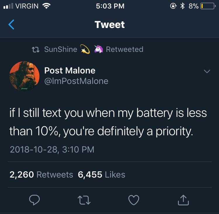 Post Malone Sad Quotes: Real Talk Honey:/