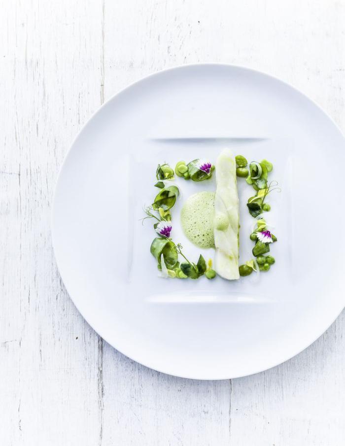 Bien-aimé L' assiette gastronomique en photos! - Archzine.fr | Assiettes  OW06