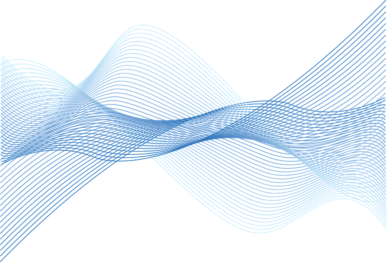 Free Image On Pixabay Blue Waves Graphic Wave Lines Waves Line Blue Waves Abstract Waves
