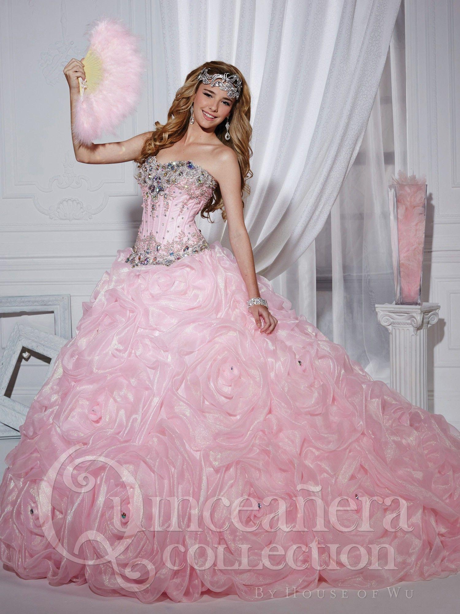 Love this Quinceanera dress! | Victoria\'s Secret | Pinterest ...