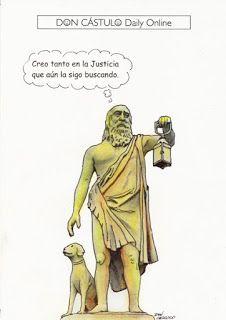 Don Cástulo: Diógenes vive.