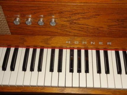 altes original hohner pianet m harmonium klavier in. Black Bedroom Furniture Sets. Home Design Ideas