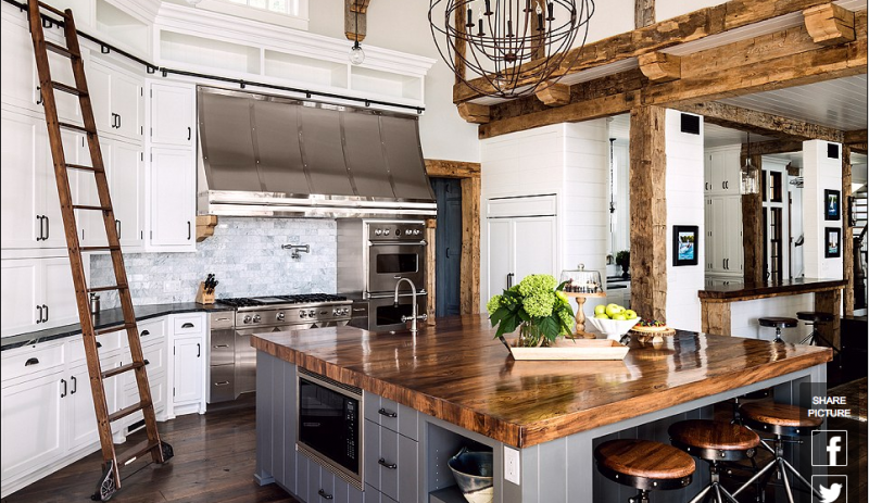 Best The Most Beautiful Kitchens From Around The World From 400 x 300