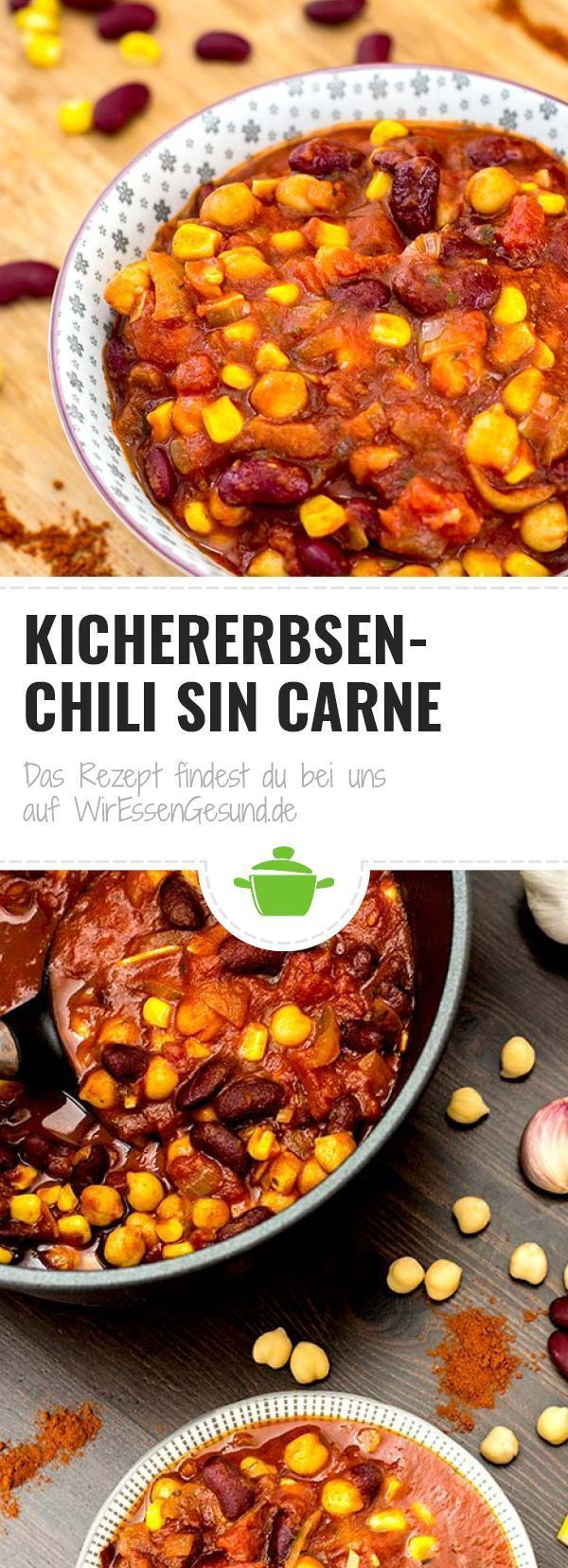 Photo of Kichererbsen Chili – WirEssenGesund