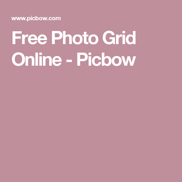 Free Photo Grid Online Picbow Background patterns