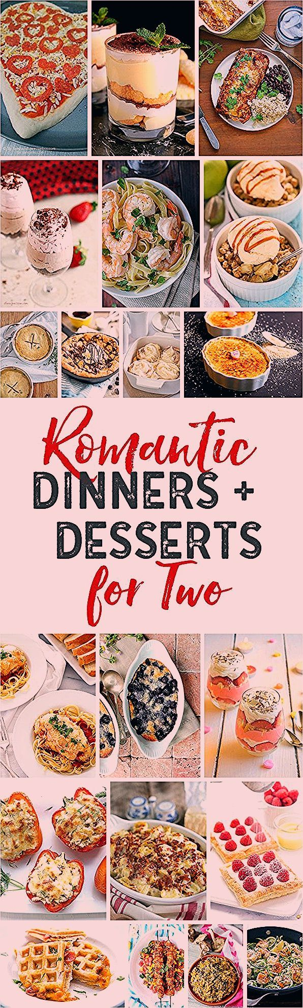 Photo of Romantic Desserts and Dinner for Two