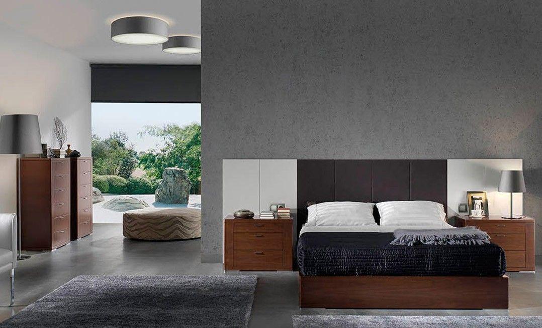 Dormitorio Moderno Posibilidad De Diferentes Acabados Descubre - Modelos-de-dormitorios-modernos