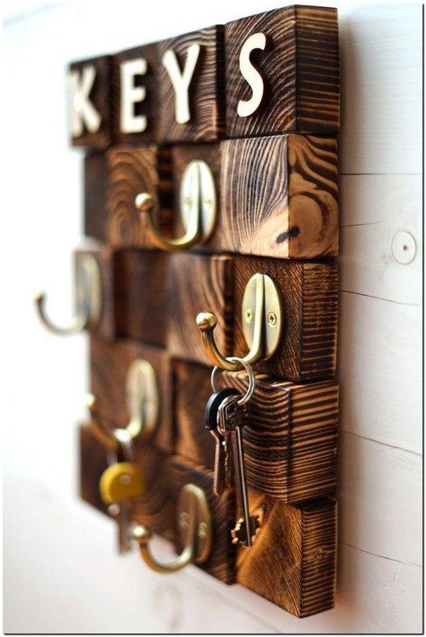 25 Useful Diy Wood Project Ideas Beginner Woodworking Plans 6
