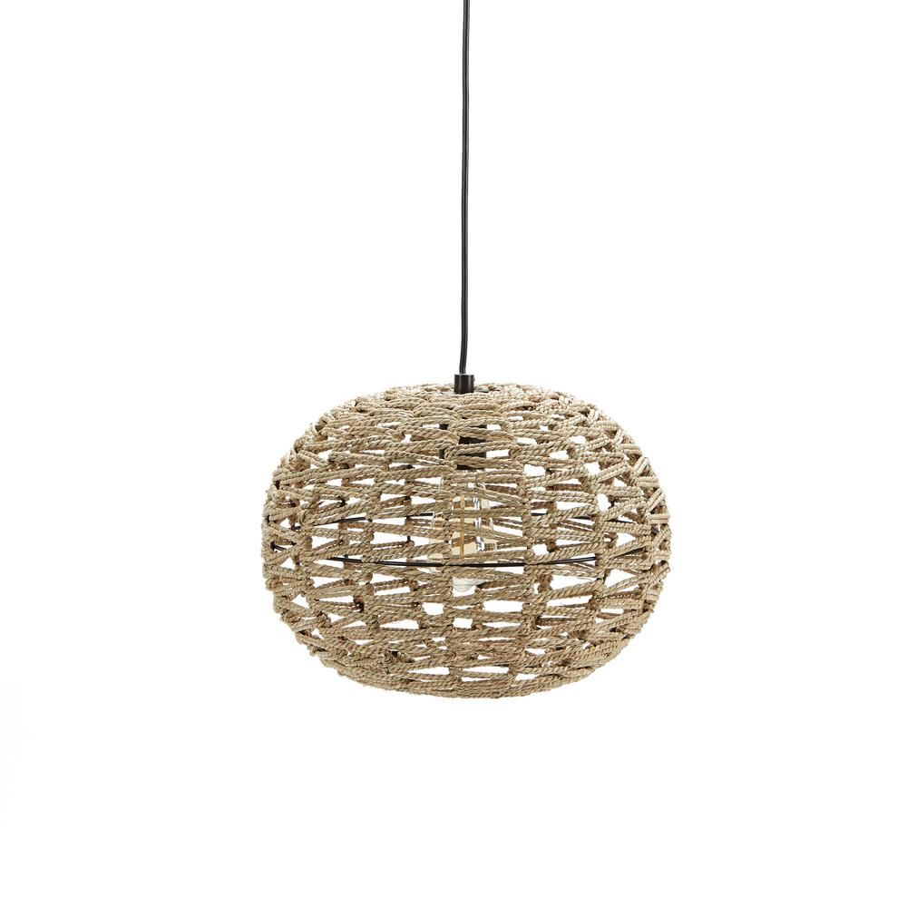 Silverwood Geoffrey 10 In 1 Light Beige Weave Pendant Cplw1043e Pendant Light Hanging Pendant Lamp Hanging Pendants