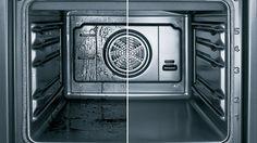 comment nettoyer son four sans effort le bicarbonate de soude comment nettoyer et. Black Bedroom Furniture Sets. Home Design Ideas