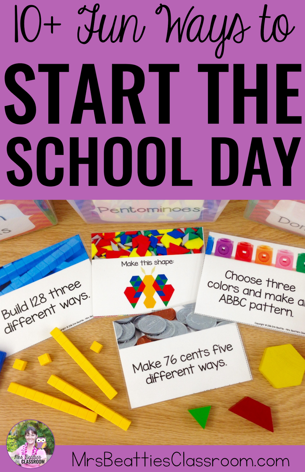 Fun Ways Start Day In Elementary Classroom