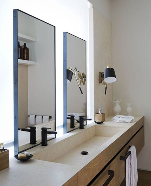 Pastorius Vintage Extendable Wall Lamp Bathroom Interior Design Bathroom Interior Small Bathroom