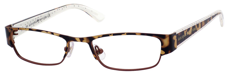 Kate Spade - Eyeglasses - Marissa - Women s - Metal and Plastic ... 1e489438a788
