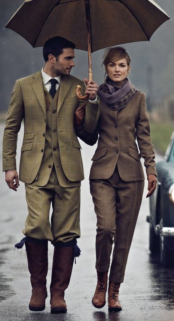 Tweed Run & Tartan Trot