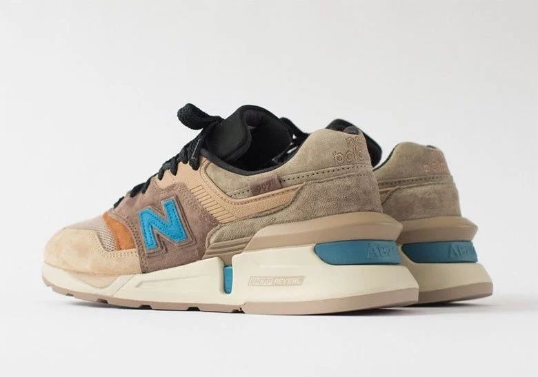 Kith x nonnative x new balance 997 swag shoes sneakers