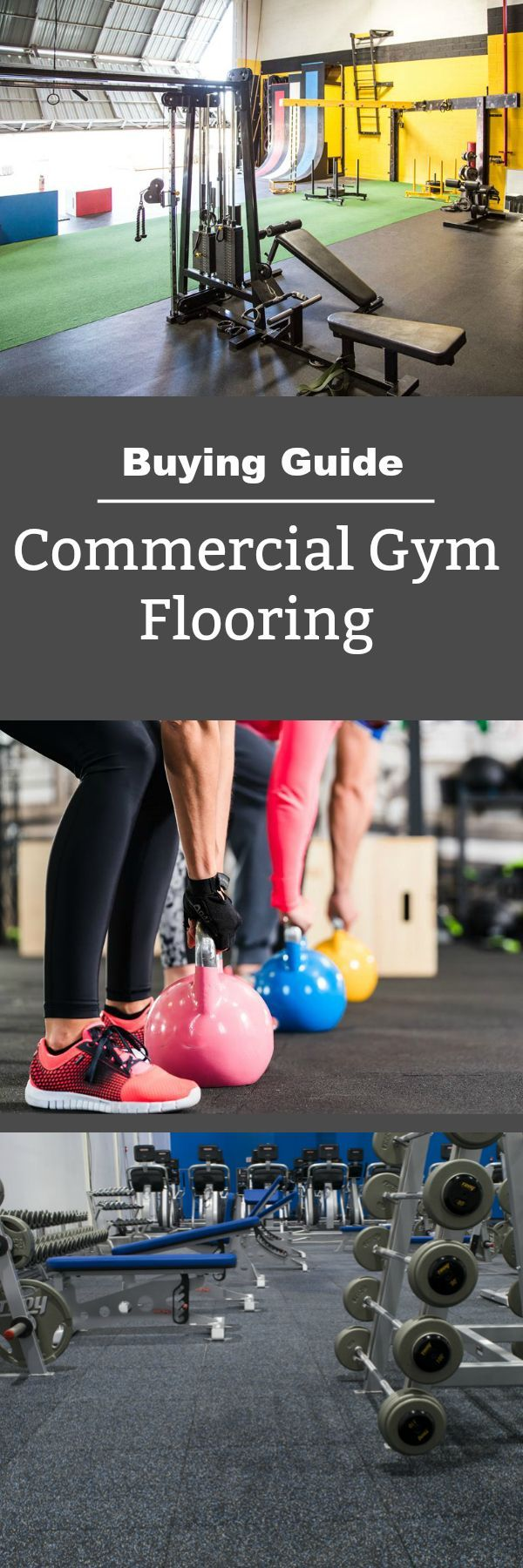 The Ultimate Commercial Gym Flooring Buying Guide