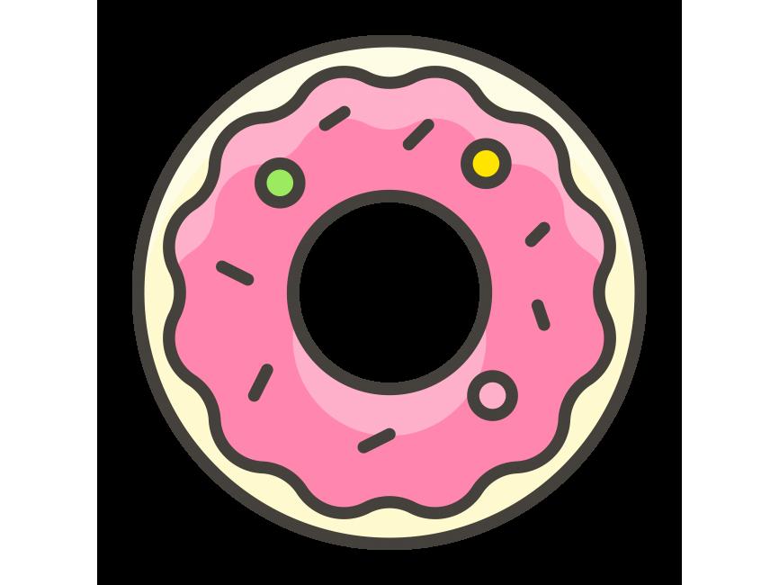 Donut Emoji Icon Png Transparent Emoji Freepngimage Com Icon Png Emoji