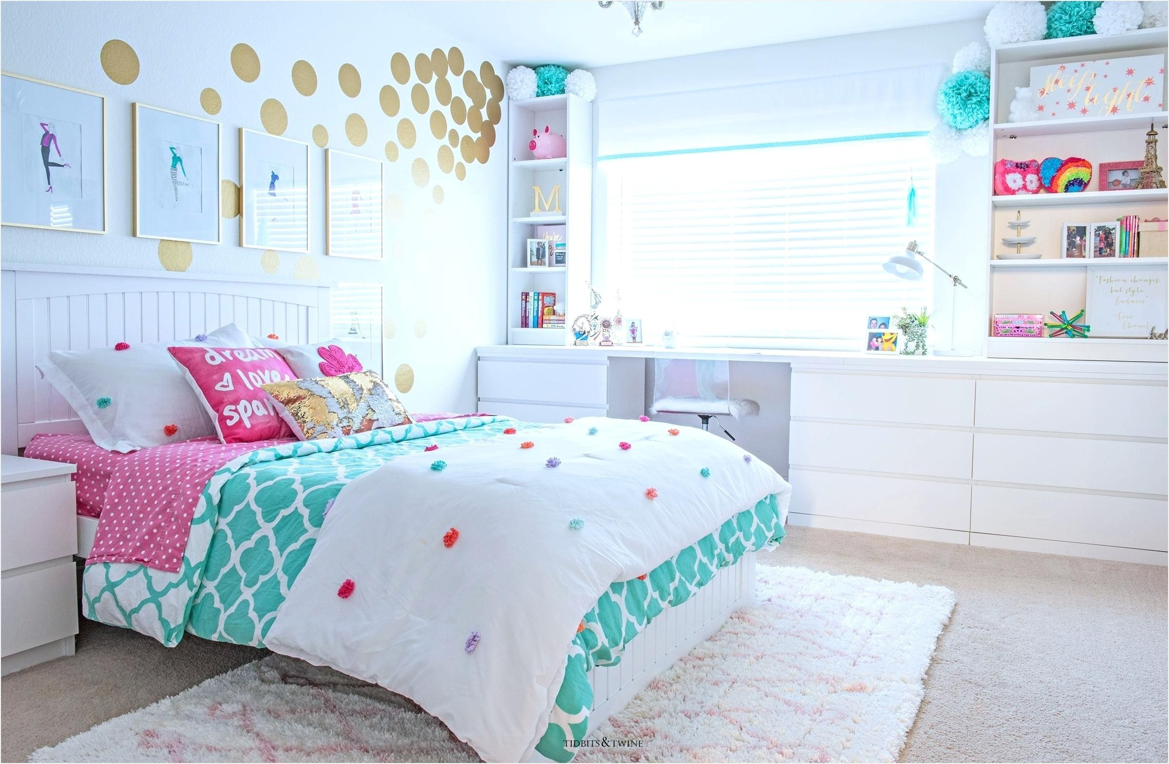 Girls Bedroom Makeover Ideas in 2020 | Bedroom for girls ...