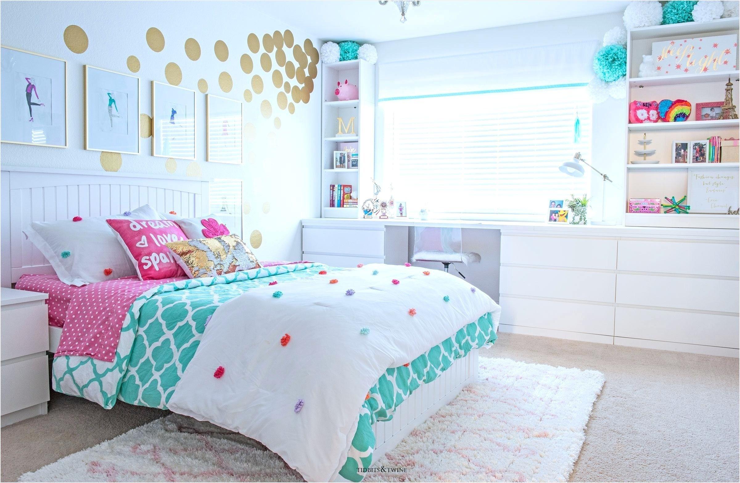 Girls Bedroom Makeover Ideas in 2020 | Bedroom for girls ...