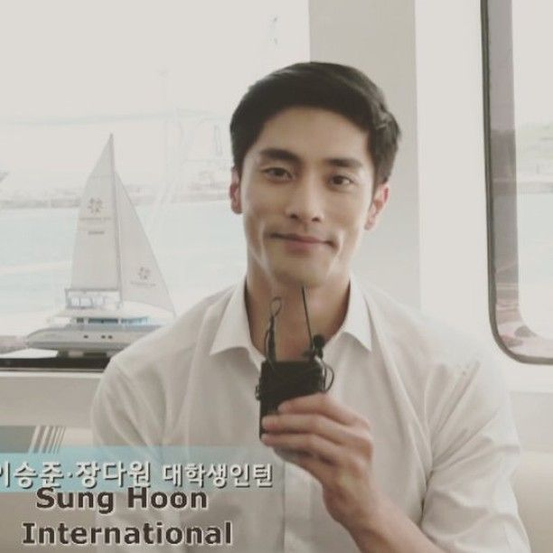 [ Video 3/3 ] #sungHoon Started Shooting 2017 Action Movie
