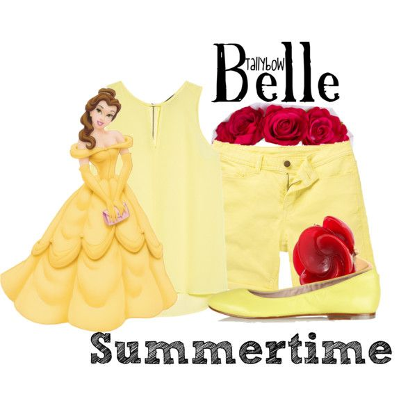 """Belle"" by tallybow on Polyvore"