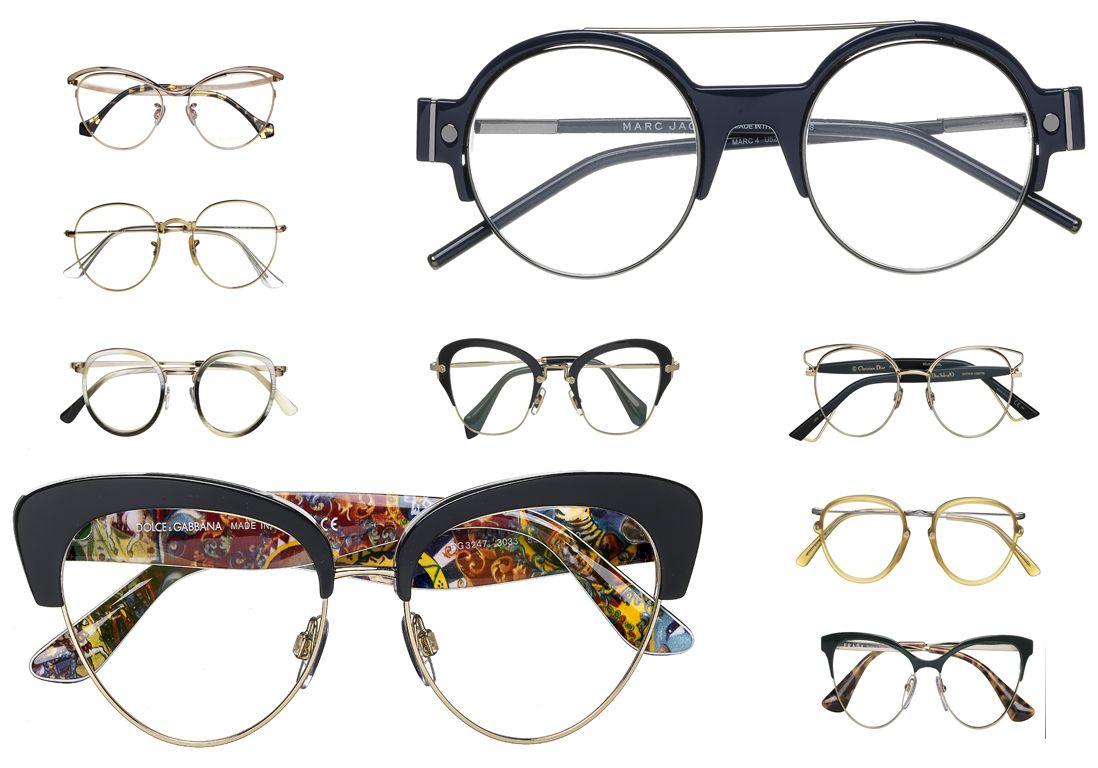 8 paires de lunettes pour femmes qui nous font de l oeil   Lieux à ... d701c63d1101