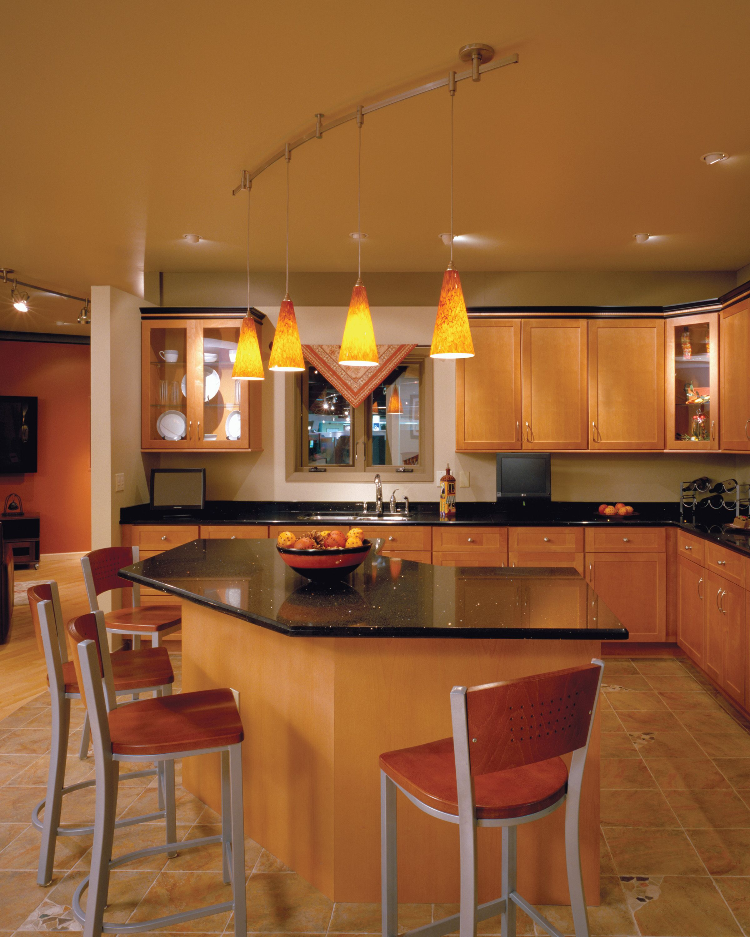 This Product Is Now Discontinued Click On Photo Link For Similar Products Emerge Pendant By Tech Lighting Ligh Tech Lighting Kitchen Lighting Kitchen Style