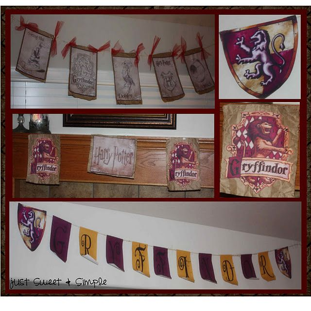 image relating to Harry Potter Signs Printable named printable Harry Potter signs and symptoms and banners-for HP get together