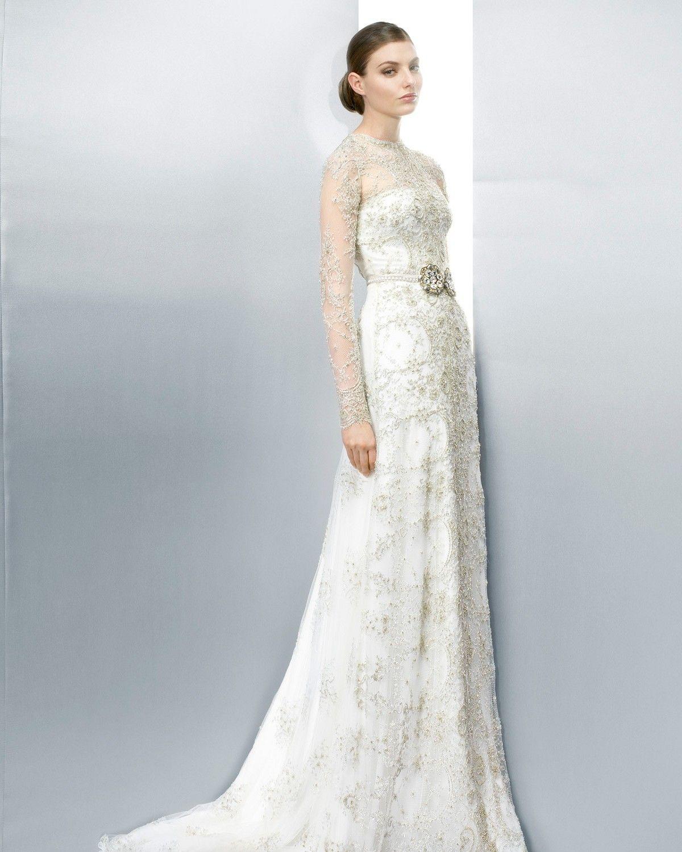 Vestidos de novia - Jesús Peiró | novia | Pinterest | Vestidos de ...