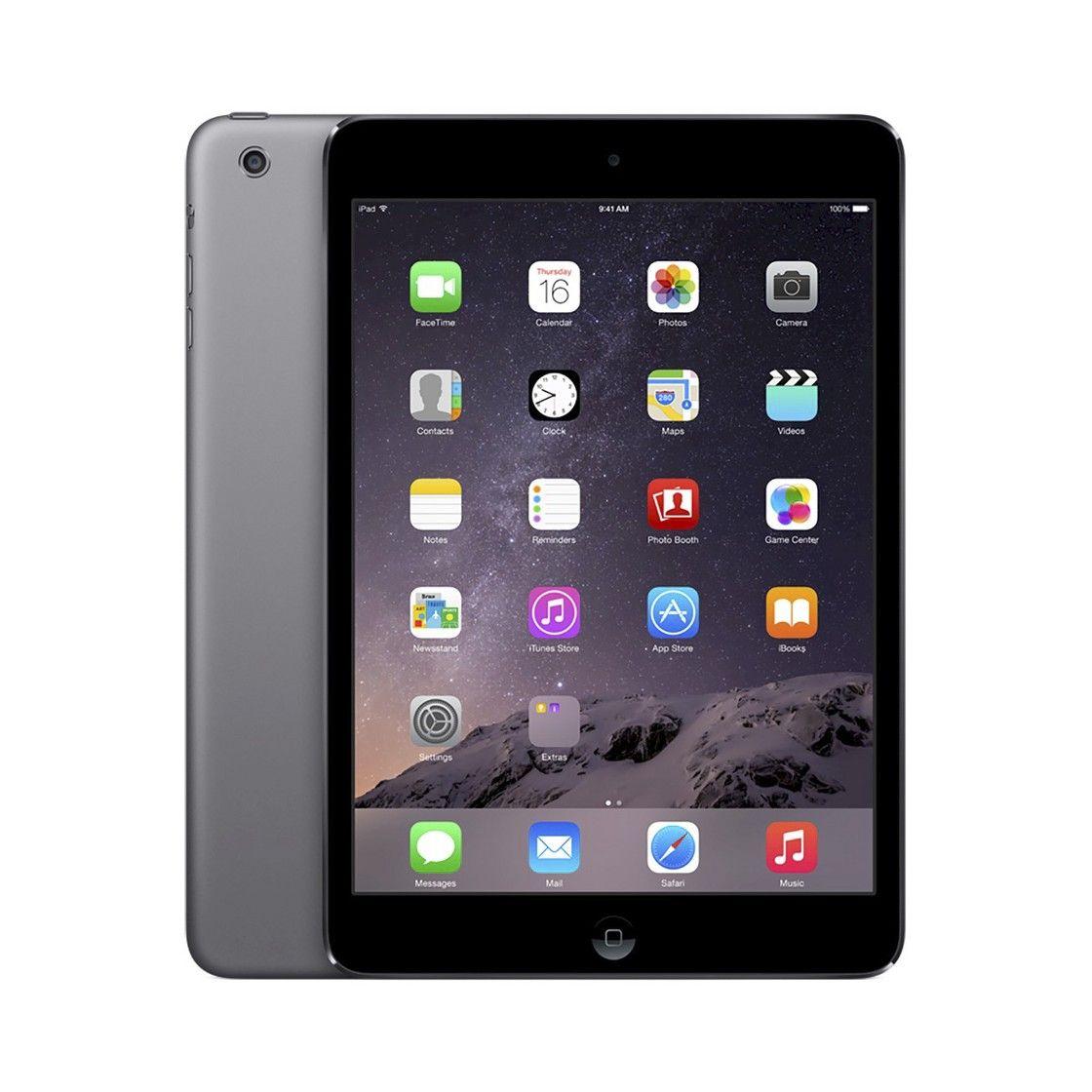 Apple iPad Mini 3 WiFi Cellular 128GB Space Gray