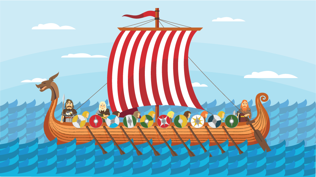 Vikings ks2 homework help -