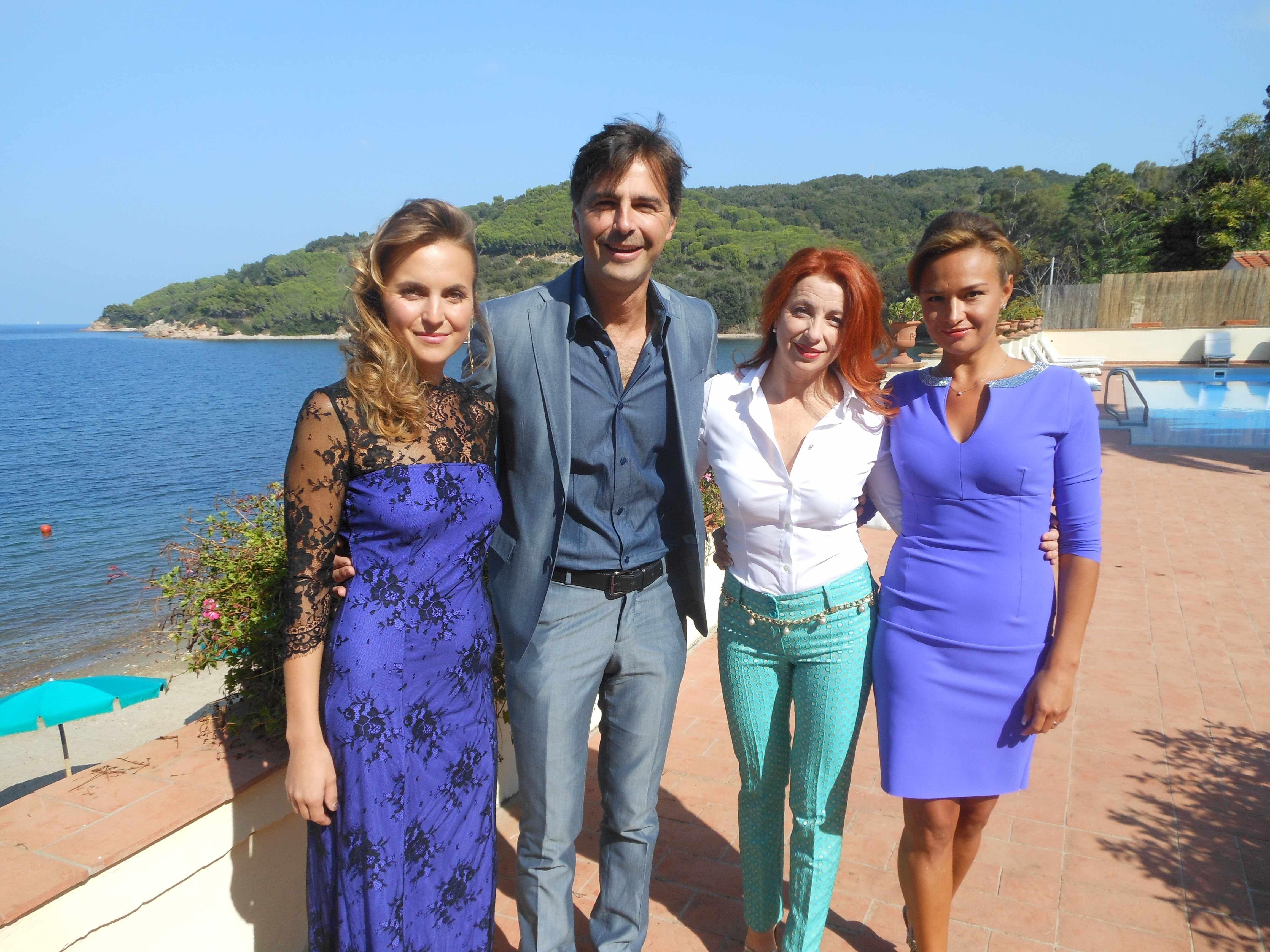 Evento Aibes Bar Ladies Villa Ottone Con Beppe Convertini