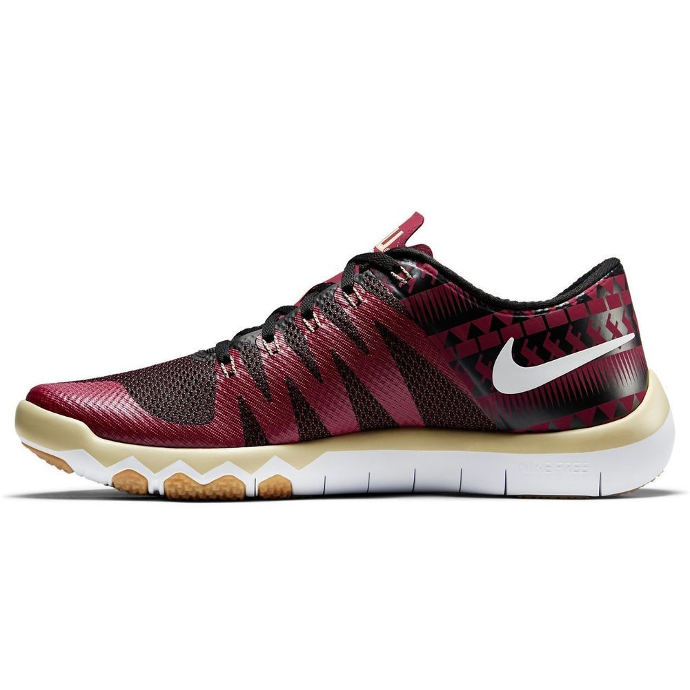 cbdaa055a4969 Nike Free Trainer 5.0 V6 AMP Florida State Seminoles Shoes 723939 706 ALL  SIZES  Nike  AthleticSneakers