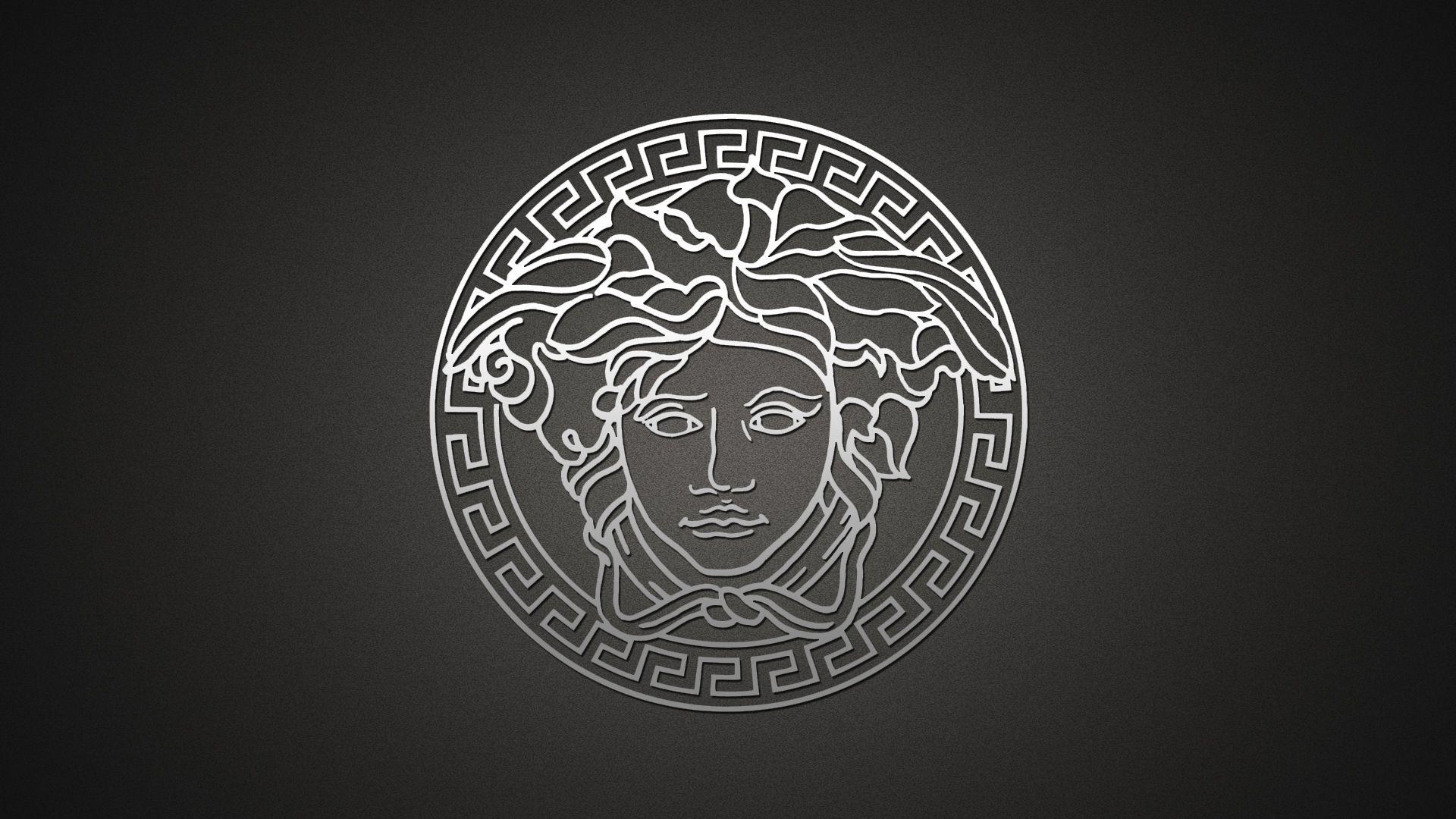 Versace Logo Brand Versace Wallpaper Iphone Wallpaper Travel Versace Logo