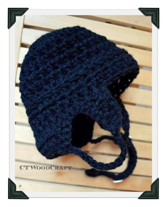 Crochet Hockey Helmet (With images) | Crochet, Crochet ...