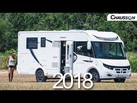 A Class Motorhomes 2018 Chausson Youtube Motorhome