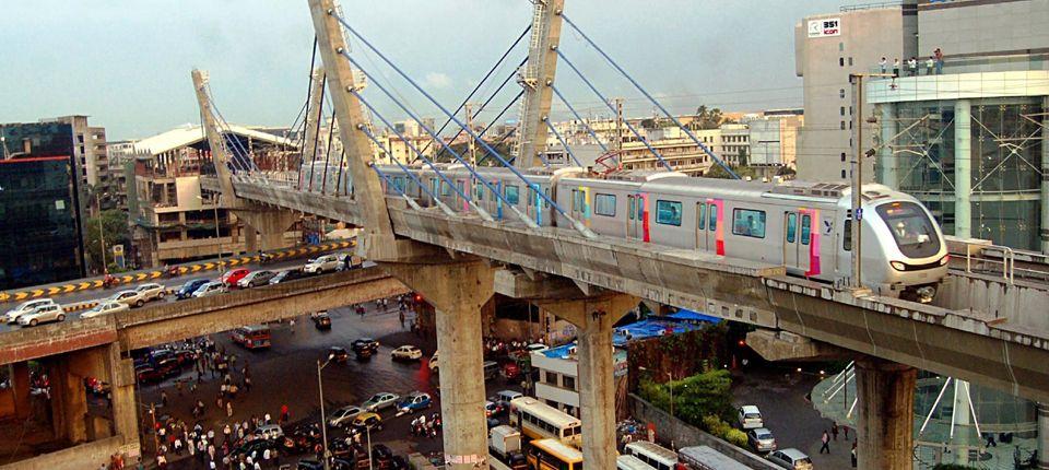 MMRDA Appoints Urban Mass Transit Company To Study