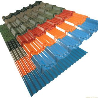 Color Coated Sheet Standard Astm Din Gb Jis Brand No Sgcc Or According To Order Thickness 0 15 1 2mm Wi Corrugated Roofing Aluminum Roof Roofing Sheets