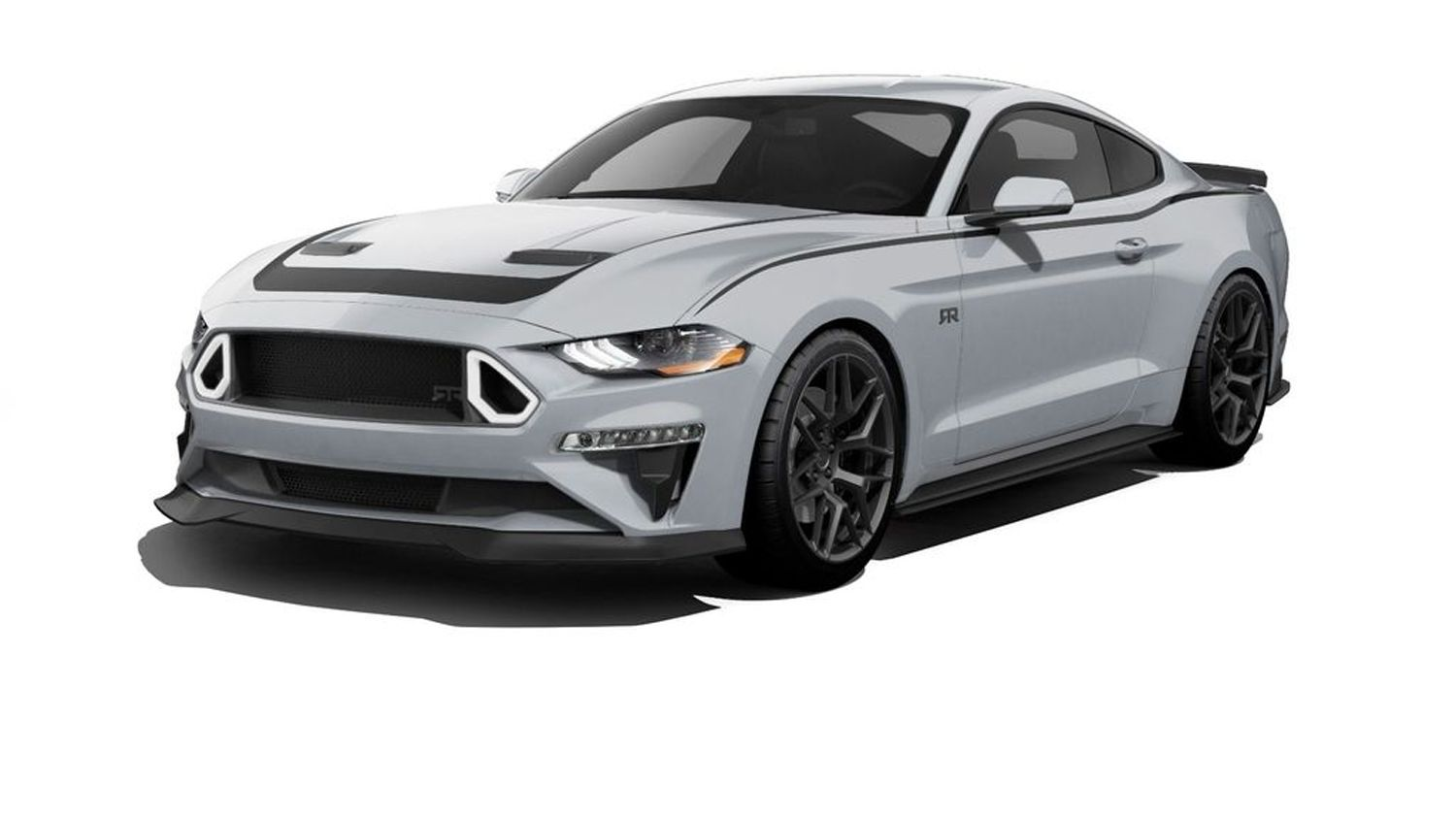 2019 Ford Mustang Rtr Spec 3 Has A Blower And A Warranty 2019