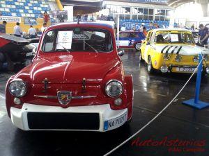 15ª Feria Internacional Vehículo Clásico ciudad de Oviedo