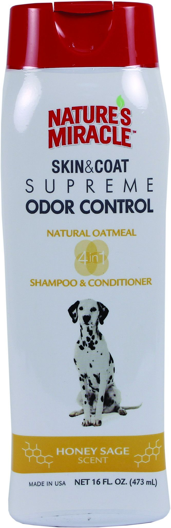 NATURES MIRACLE SUPREME ODOR CONTROL OATMEAL
