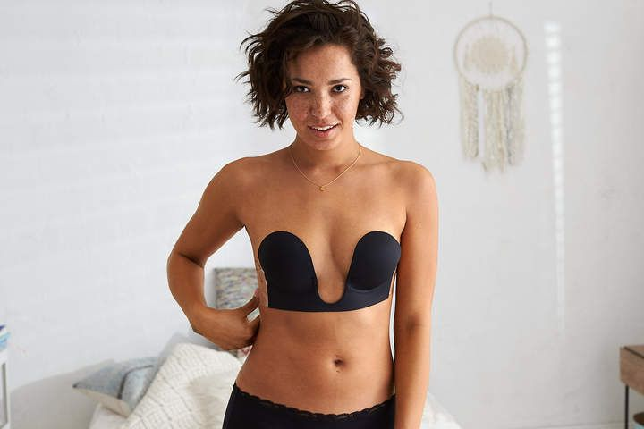 f0cd81de5ff70 aerie Backless U Plunge Bare Bra
