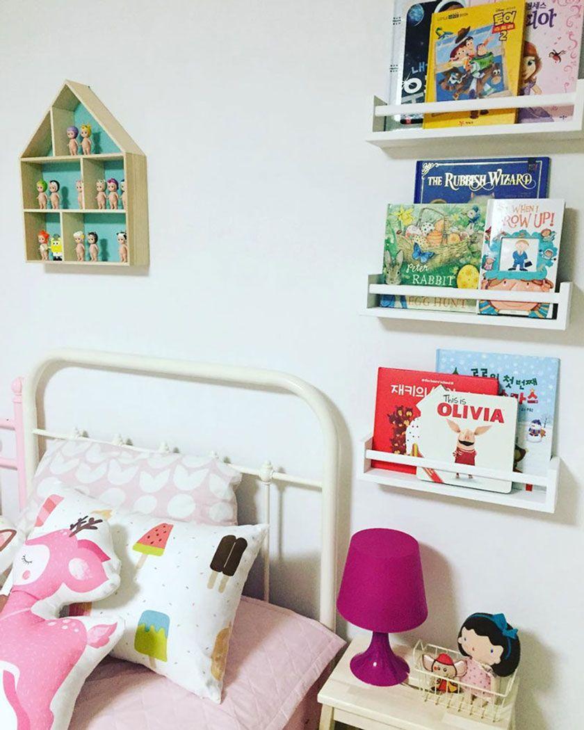 Ikea Gewürzregal ikea bekväm gewürzregal perfekt für kinderbücher ikea hack