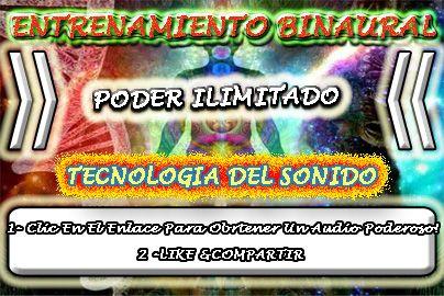 Entrenamiento Binaural Con La Tecnología Del Sonido. Audio PODEROSO Para Entrenar Tu Cerebro.