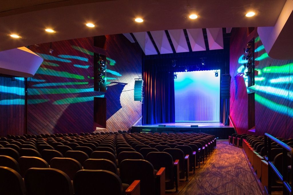Brilliant Berklee Performance Center Seating Chart Di 2020