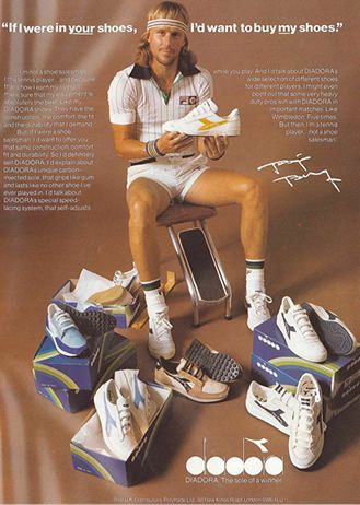 Vintage sneakers, Diadora, Vintage tennis