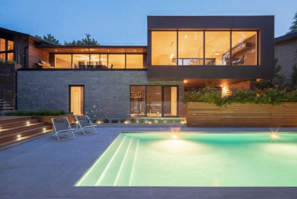 A 1960\u0027s Single Story Home Expands in Montréal Prince philip
