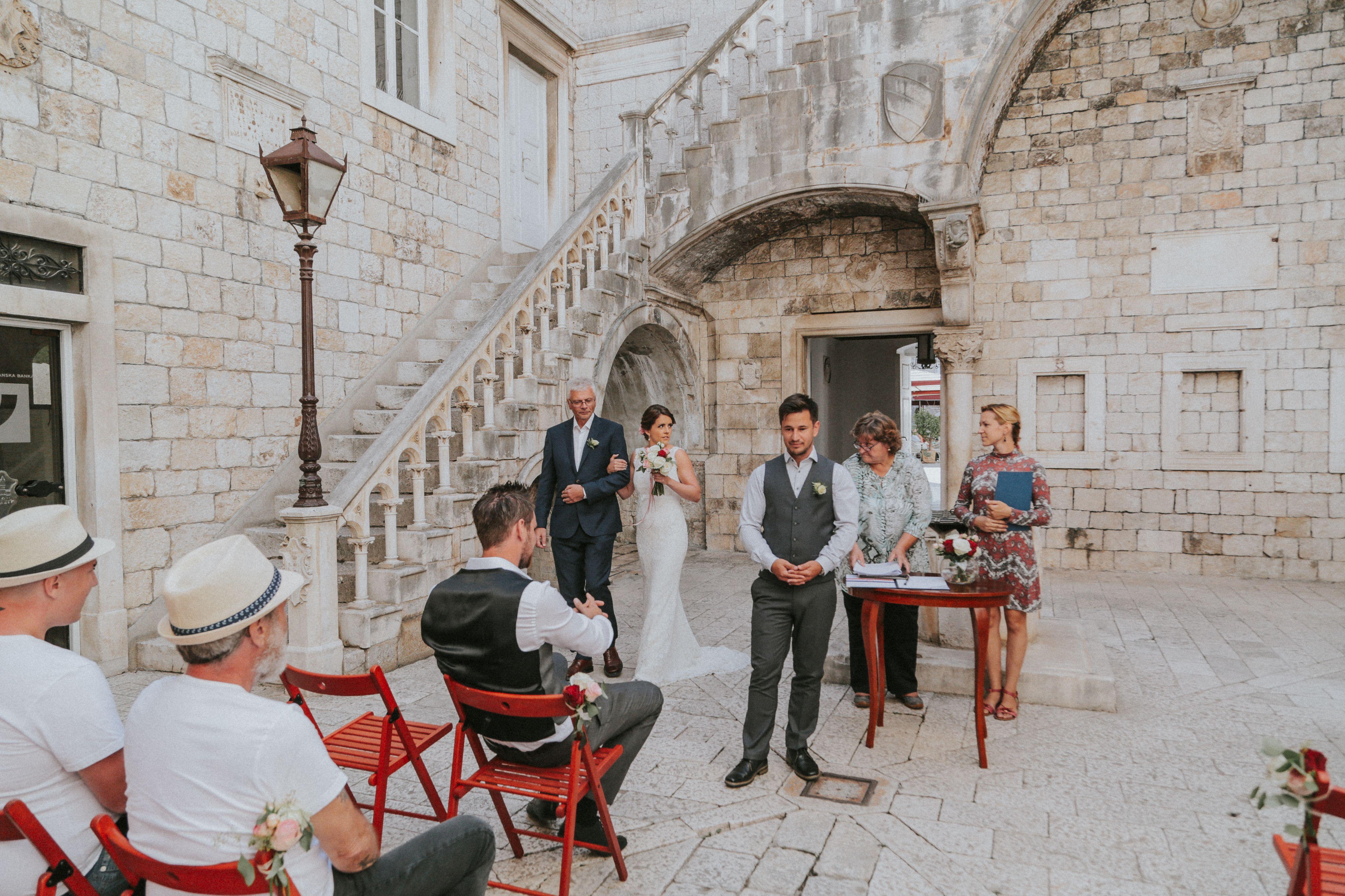 Historic Wedding Venue Croatia Planner Weddings In Split