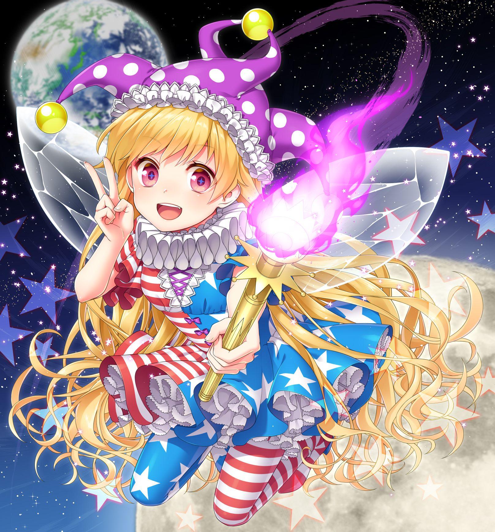 pin de joud en clownpiece chicos anime guapos moe anime anime